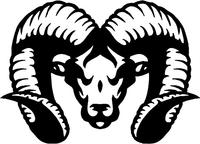 Ram Decal / Sticker 21