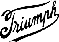 Triumph Decal / Sticker 33