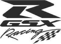 Suzuki GSXR Racing Decal / Sticker