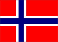 Norway Flag Decal / Sticker