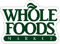 Whole Foods Decal / Sticker