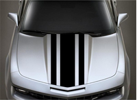 3/8/3 Inch Wide Racing Stripe Decal / Sticker