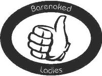 Barenaked Ladies (BNL) Band Decal / Sticker