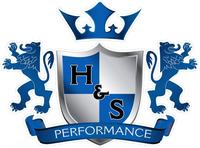 H&S Performance Decal / Sticker 03