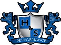 H&S Performance Decal / Sticker 04