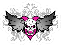 Bret The Hitman Hart Decal / Sticker 01
