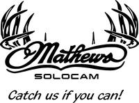 Mathews Solocam Decal / Sticker 01