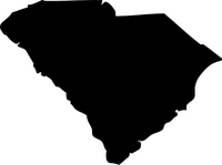 South Carolina Decal / Sticker 02