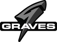 Graves Motorsports Decal / Sticker 09