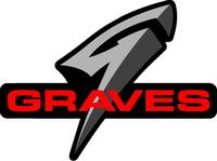 Graves Motorsports Decal / Sticker 10