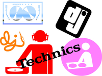 DJ Decals and DJ Stickers