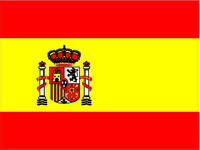 Spanish Flag Decal / Sticker