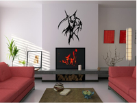 GRIM REAPER WALL DECALS and GRIM REAPER WALL STICKERS
