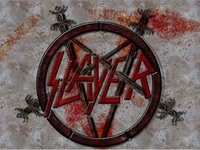 Slayer Decal / Sticker 06