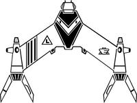 Babylon 5 Decal / Sticker 23