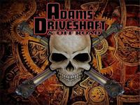 Adams Driveshaft Decal / Sticker 02