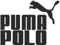 Puma Polo Decal / Sticker