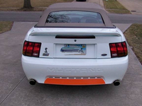 Roush Tail Simulator for 99-04 Mustang
