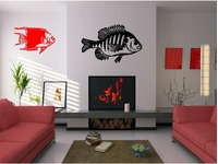 ANIMAL WALL DECALS and ANIMAL WALL STICKERS