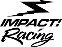 Impact Racing Decal / Sticker 02