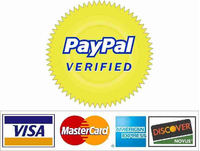 PayPal Verified Decal / Sticker 02