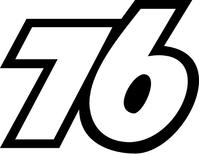 Union 76 Decal / Sticker f