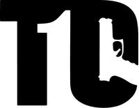 Tier One Decal / Sticker 02