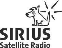 Sirius Sattelite Radio Decal / Sticker