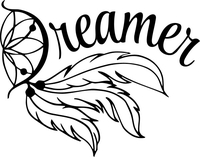 Dreamer Dreamcatcher Decal / Sticker 01