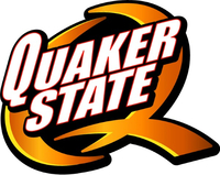 Quaker State Decal / Sticker 02