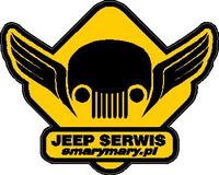 Smarymary.pl Jeep Decal / Sticker 01
