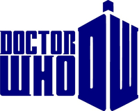 Doctor Who Decal / Sticker 03