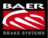Baer Brakes Decal / Sticker 01