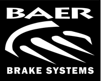 Baer Brakes Decal / Sticker 04