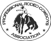 Professional Rodeo Cowboys Association Decal / Sticker
