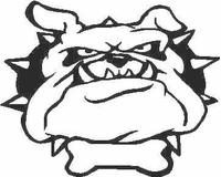 Bulldog Decal / Sticker 16