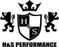 H&S Performance Decal / Sticker 01