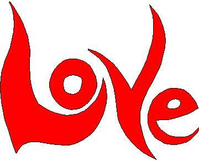 Love Lettering Decal / Sticker 2B