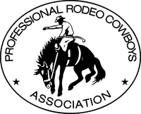Professional Rodeo Cowboys Association PRCA Decal / Sticker