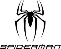 Spiderman Decal / Sticker 08