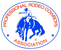 Professional Rodeo Cowboys Association PRCA Decal / Sticker 03