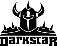 CUSTOM DARKSTAR DECALS and STICKERS