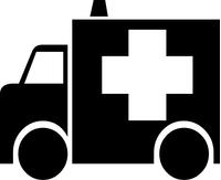 Ambulance Decal / Sticker 02