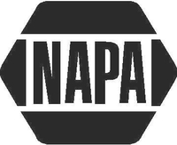 NAPA Decal / Sticker 01