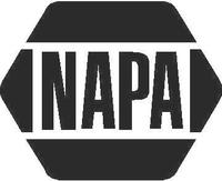 NAPA Decal / Sticker 01
