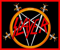Slayer Decal / Sticker 02