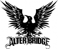 CUSTOM ALTER BRIDGE DECALS and STICKERS