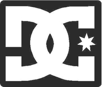 DC Shoes Decal / Sticker 02