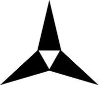 III Corps Decal / Sticker
