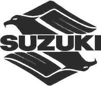 Suzuki Intruder Decal / Sticker 01